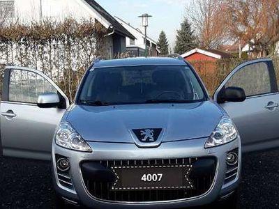 gebraucht Peugeot 4007 2.2 HDI 160 FAP, Exclusive SUV / Geländewagen