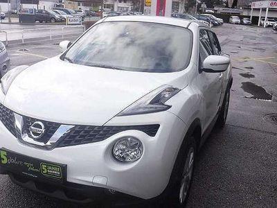 brugt Nissan Juke 1,5 dCi Acenta SUV / Geländewagen,