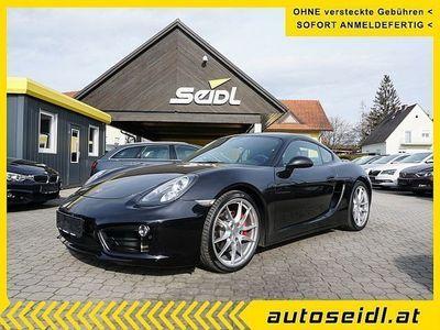 gebraucht Porsche Cayman S 3,4 DSG *1.Besitz*