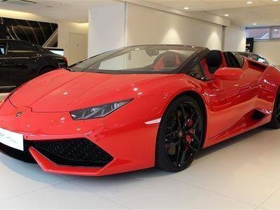 gebraucht Lamborghini Huracán HuracanSpyder