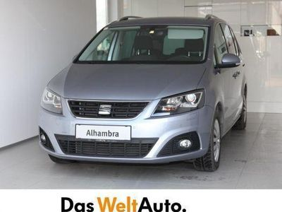 gebraucht Seat Alhambra Executive Plus TDI DSG 4Drive Kombi / Family Van