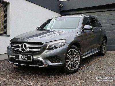 gebraucht Mercedes 220 GLC-Klasse GLC4MATIC Aut. Standheizung/Keyless/LED/uvm. SUV / Geländewagen