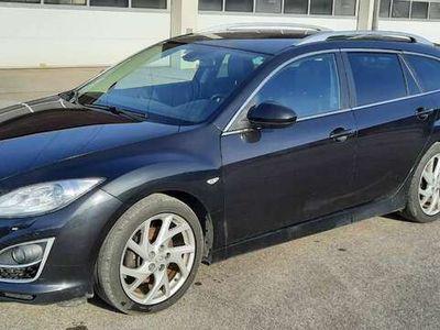 gebraucht Mazda 6 Sport Combi CD13 GTA