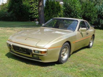 gebraucht Porsche 944 Targa Autom.