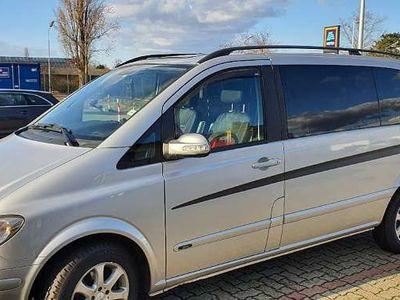 gebraucht Mercedes Viano Viano2.2 Kompakt CDI Kombi / Family Kombi / Family Van