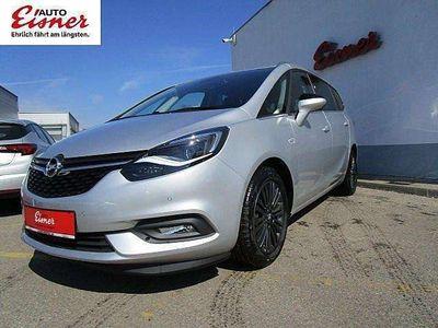 brugt Opel Zafira Zafira 1,6 TurboPlus Start/Stop Kombi / Family Van,