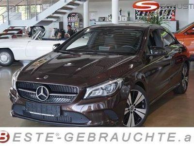 gebraucht Mercedes CLA200 d 4-matic 7G-DCT Urban LED Navi Rueckf.Kame