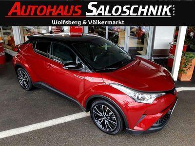 gebraucht Toyota C-HR 1,8 Hybrid C-LUB CVT SUV / Geländewagen