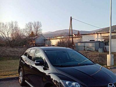 gebraucht Mazda CX-7 Revolution Top CD 173 SUV / Geländewagen