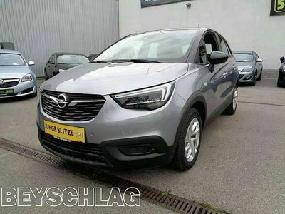 gebraucht Opel Crossland X 1,5 CDTI ECOTEC BlueInjection Edito... SUV / Geländewagen