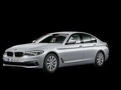 gebraucht BMW 520 5er-Reihe d Aut., Navi, LED, Kamera, M-Paket, M-Sportl... Limousine