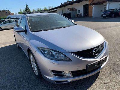 gebraucht Mazda 6 Sport CD163 TE Plus Limousine