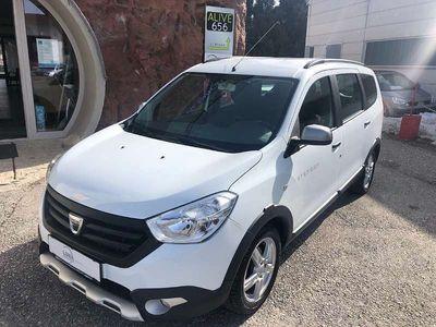 gebraucht Dacia Lodgy Stepway dCi 110 S&S Kombi / Family Van