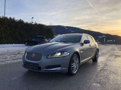 gebraucht Jaguar XF Sportbrake 3,0 Diesel Luxury Kombi / Family Van