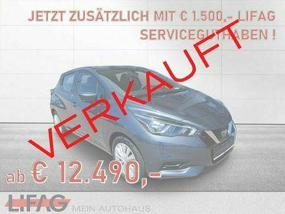 gebraucht Nissan Micra 100 Acenta & Sitzheizung *nur € 89,- monatlich*
