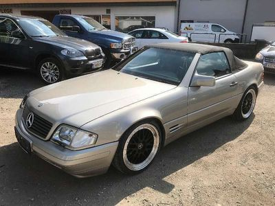 gebraucht Mercedes SL500 SL-KlasseRoadster Aut. Cabrio / Roadster