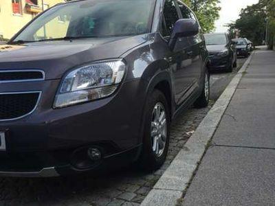 gebraucht Chevrolet Orlando 2.0 LT DPF Kombi / Family Van