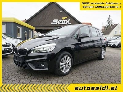 gebraucht BMW 116 2er Gran Tourer 216d Gran Tourer Advantage *LED+NAVI*,PS, 5 Türen, Schaltgetriebe