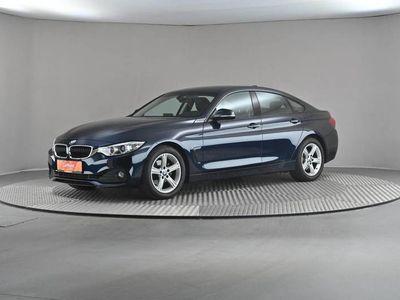 gebraucht BMW 420 4 Serie i Sport Autom. (887392)