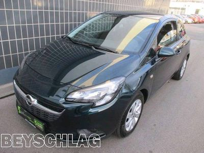 gebraucht Opel Corsa 1,4 Turbo Ecotec Edition Start/Stop System Limousine