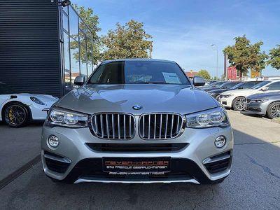 gebraucht BMW X4 xDrive20i Aut. LED Head-Up Navi SHZ
