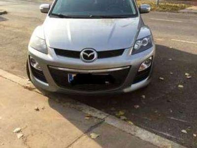 gebraucht Mazda CX-7 CD173 Challenge Navi
