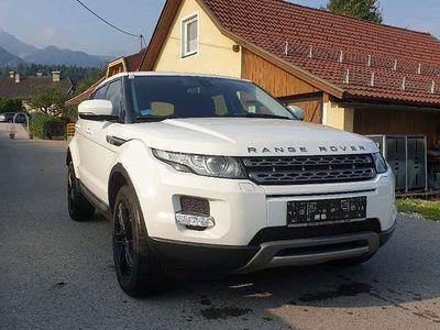 gebraucht Land Rover Range Rover evoque SD4 SUV / Geländewagen