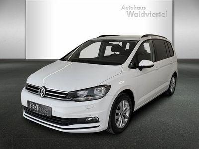 gebraucht VW Touran Comfortline TDI SCR DSG