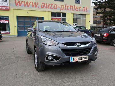 gebraucht Hyundai ix35 1,7 CRDi Life DPF