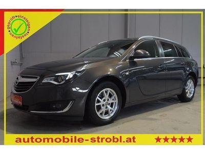 gebraucht Opel Insignia ST 1,6 CDTI Edition /Navi/AHV/PDC uvm... !GARANTIE!