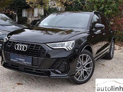 gebraucht Audi Q3 2.0 TFSI quattro S line VOLL LED+PANO+VIRTUAL+ACC+