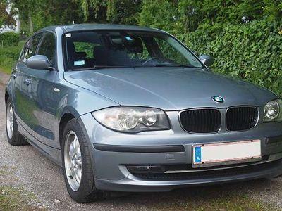 gebraucht BMW 116 1er-Reihe i E87 Klein-/ Kompaktwagen