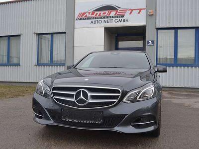 gebraucht Mercedes E250 E-KlasseCDI 4MATIC Avantgarde Aut. Limousine