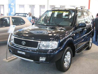 gebraucht Tata Safari 2,2 DICOR 4x4