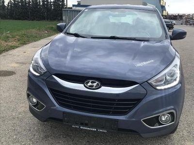 brugt Hyundai ix35 1.7 CRDi