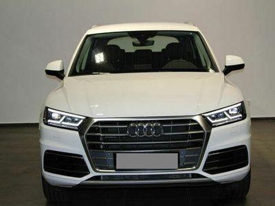 gebraucht Audi Q5 2,0 TDI quatt sport S-tronic Navi LED Standh. AHK
