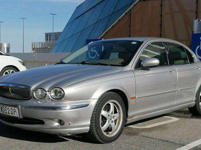gebraucht Jaguar X-type 2,5 4 WD Limousine