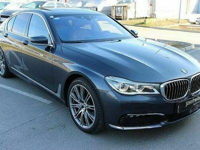 gebraucht BMW 740 740 d xDrive Aut./Vollausstattung!!!