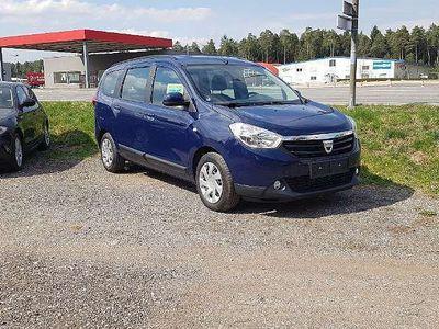 gebraucht Dacia Lodgy 1,6 MPI 85 Kombi / Family Van,