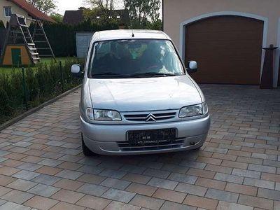 used Citroën Berlingo 2,0 Diesel Kombi / Family Van,