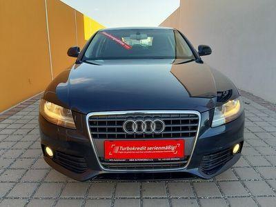 gebraucht Audi A4 2.0 TDI DPF