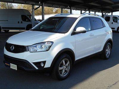 gebraucht Ssangyong Korando Plus 2,2DS AWD 178 PS DIESEL SUV / Geländewagen