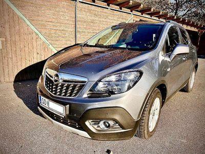 gebraucht Opel Mokka Cosmo Turbo SUV / Geländewagen