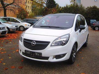 gebraucht Opel Meriva 1,4 Turbo Ecotec Color Start/Stop System