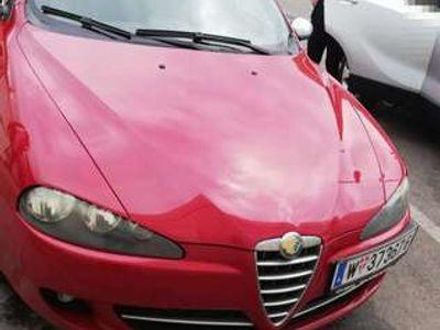 gebraucht Alfa Romeo 147 Alfa 1,9 JTDM Blackline