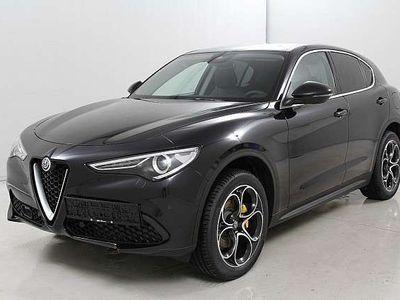 gebraucht Alfa Romeo Stelvio Super 2,0 200 PS ATX AWD+Komfort Paket+Business P