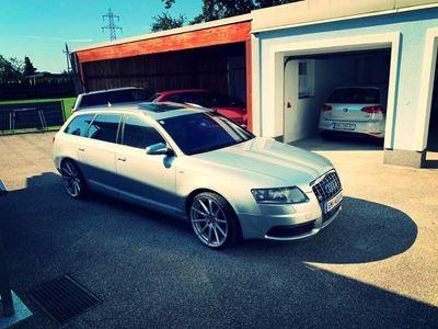 gebraucht Audi S6 Avant 5,2 V10 quattro Tiptronic