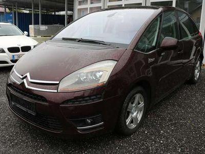 gebraucht Citroën C4 Picasso 2,0 HDi Aut./Panorama Kombi / Family Van