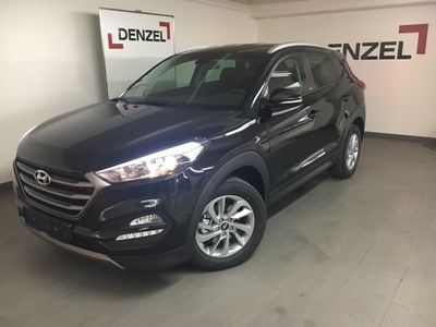 verkauft hyundai tucson edition 25 1 gebraucht 2017 7. Black Bedroom Furniture Sets. Home Design Ideas