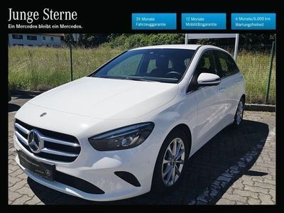gebraucht Mercedes B180 d Progressive